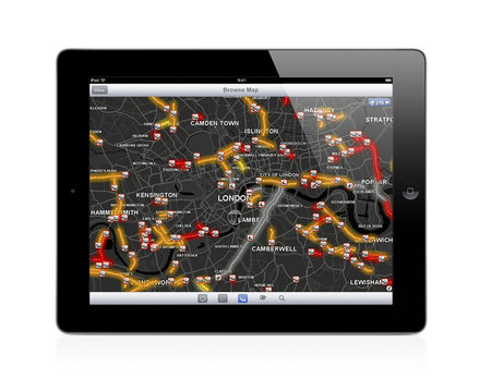 TomTom iPad finally hits with iPhone app 1.9 upgrade - photo 3