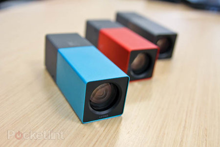 Lytro camera pictures and hands-on