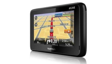 The death of dedicated satnav cometh as TomTom posts poor Q3 sales?