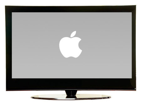 iTunes chief behind Apple TV sets
