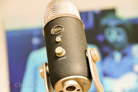 Blue Microphones Yeti Pro pictures and hands-on
