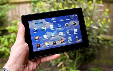 RIM literally giving PlayBook tablets away