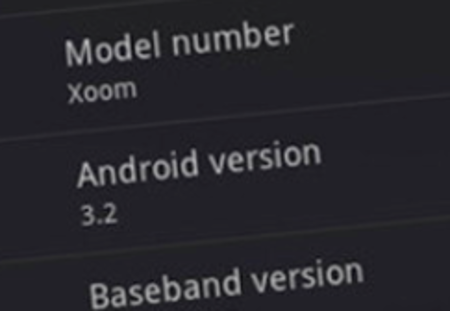 Motorola Xoom finally sees some Android 3.2 action