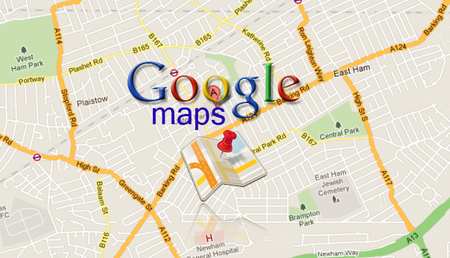 Google Maps to charge for heavy usage