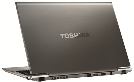 Toshiba Ultrabook range hits UK in November