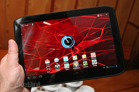 Motorola Xoom 2 pictures and hands-on