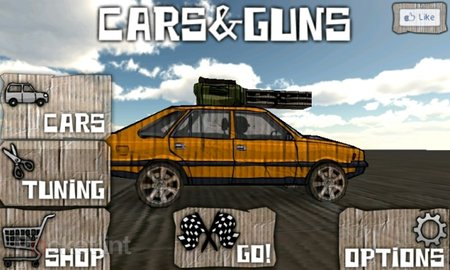 APP OF THE DAY: Cars and Guns 3D review (Android & iOS)