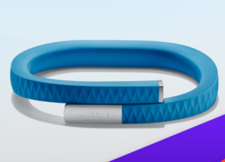 Up by Jawbone aims to keep you healthy