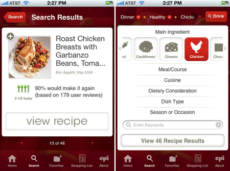 Best iPhone cooking apps