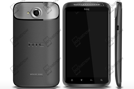 HTC Edge: Quad-core handset pictured and detailed