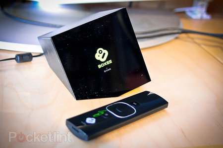 Boxee Box tuning into live TV
