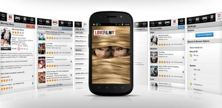 APP OF THE DAY: Lovefilm By Post review (Android)