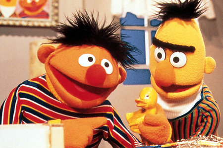 Sesame Street comes to TomTom, with Bert and Ernie voices