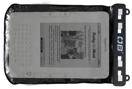 Kindle bath-time fun with the OverBoard eBook Reader Case