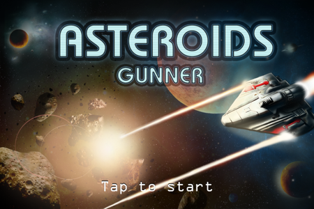 APP OF THE DAY: Asteroids Gunner review (iPhone)