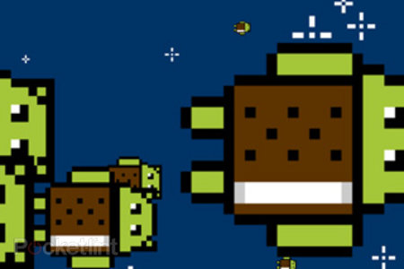 Google gives Nyan Cat tribute in Ice Cream Sandwich (video)
