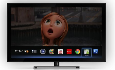 Samsung powered Google TV coming next year