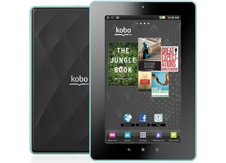 WHSmith unleashes Kobo Vox tablet to steal Amazon's Fire