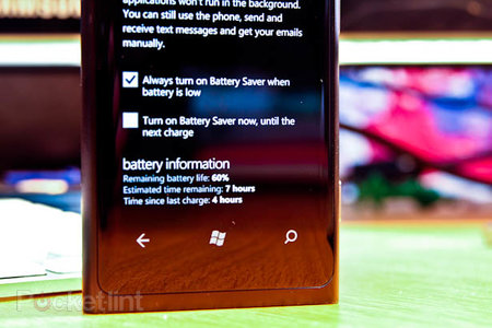 Nokia Lumia 800 battery complaints flood in - iPhone 4S owners, you're not alone