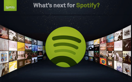Spotify event to unleash app store?