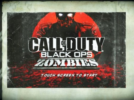 Call of Duty: Black Ops Zombies infects iPhone and iPad