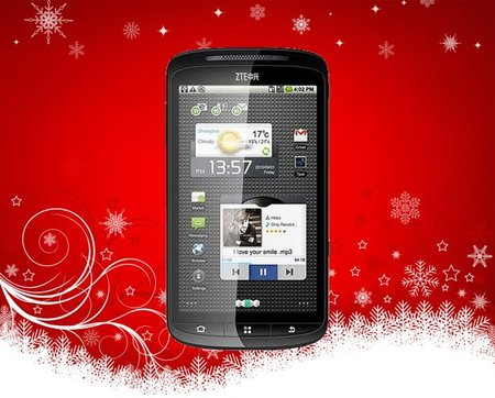 The Pocket-lint Xmas Spectacular - Day 1: Win a ZTE Skate and Professor Green tickets