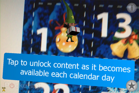 Pocket-lint teams up with Aurasma to bring you the world's first 3D AR advent calendar