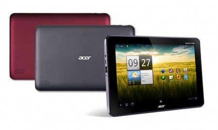Acer Iconia Tab A200 gets official, Tegra 2 inside