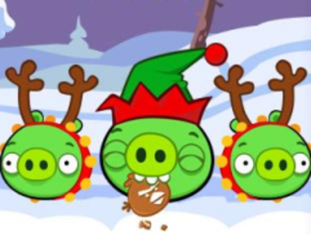Angry Birds comes bearing gifts for Chrome players