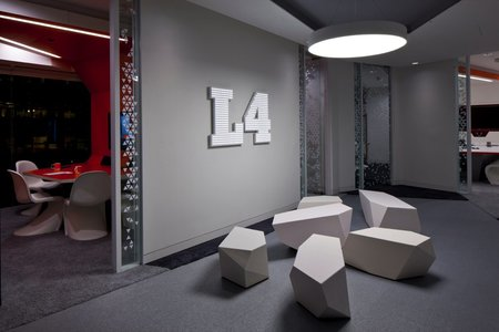 Inside Google London: A park, a coffee lab and nightclub-style meeting rooms - photo 7
