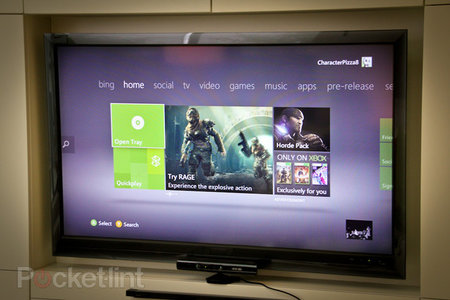 Xbox 360 dashboard update delayed... slightly