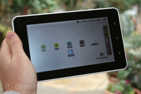 Karuma kid-proof PlayBase tablet pictures and hands-on