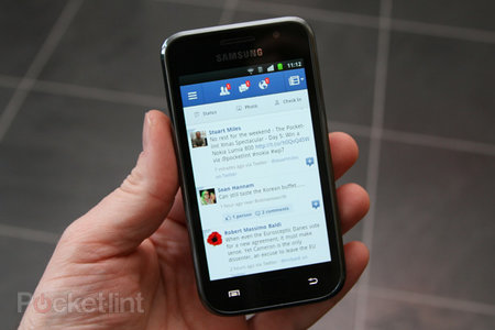 Facebook for Android updated, available now