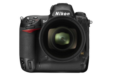 Nikon D4 landing in 2012 with XQD support?