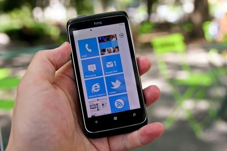 Windows Phone SMS bug leaves handsets open to attack