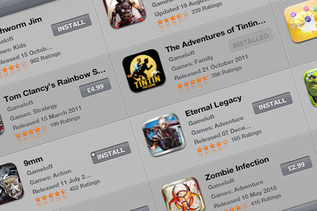 Gameloft to give away 4 classic iPhone games for free