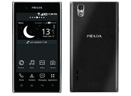 LG Prada 3.0 leaks ahead of official launch