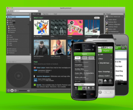 Spotify Premium free trial lands in time for Christmas
