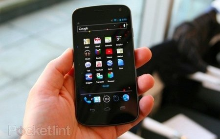 Galaxy Nexus goes on sale in US