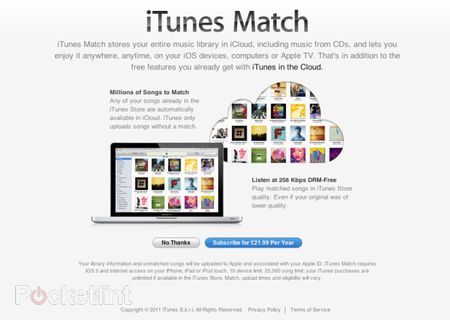 iTunes Match lands in UK App Store ... with a bump