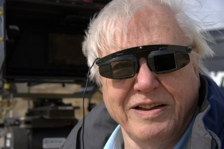 Galapagos 3D: Attenborough heads to remote island with Sky 3D camera crew