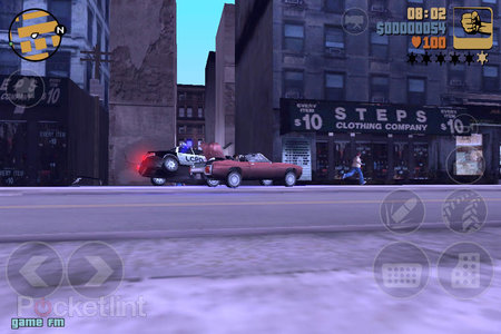 APP OF THE DAY: Grand Theft Auto 3 - photo 5
