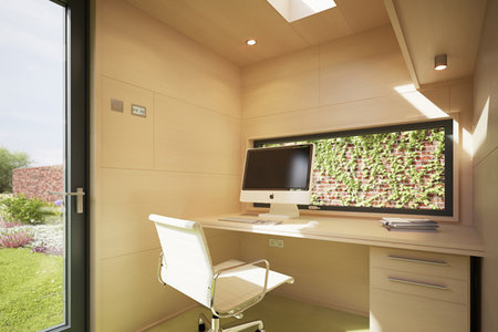 Micro Pod - the garden shed for the Apple generation - photo 1