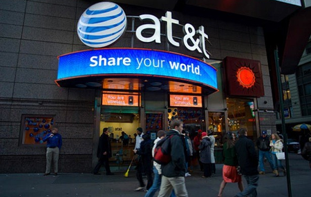 AT&T's T-Mobile takeover cancelled