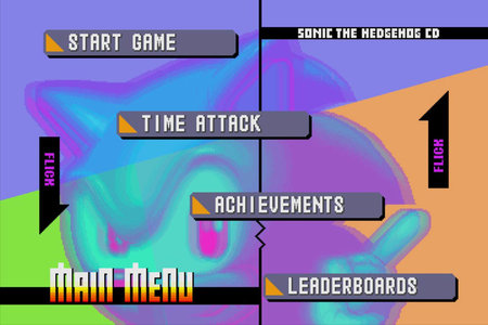 APP OF THE DAY: Sonic CD review (iPhone) - photo 4