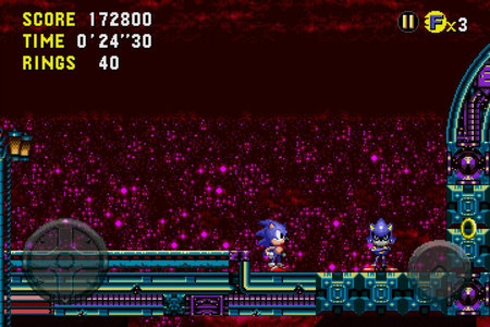 APP OF THE DAY: Sonic CD review (iPhone) - photo 5