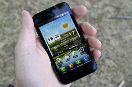 LG Ice Cream Sandwich updates detailed