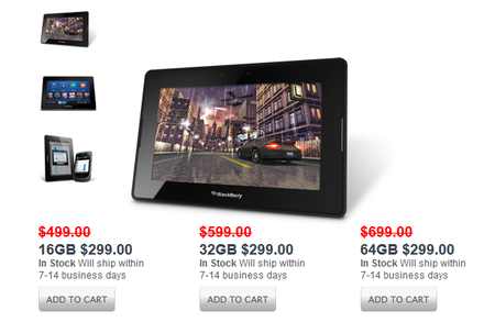 BlackBerry PlayBook fire-sale kicks off in the US