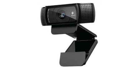 Logitech HD Pro Webcam C920 takes Skype 1080p Full HD