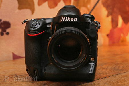 Nikon D4 pictures and hands-on